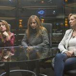 La madre de Miguel y Bea junto a la tía de Adara en el Club