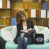 Sandra Barneda presenta su libro en 'Gran Hermano'