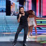 """Canco Rodríguez interpreta """"Madre tierra"""" en la 8ª gala de 'Tu cara me suena'"""