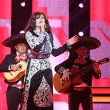 """Lorena interpreta """"Fue un placer conocerte"""" en la 8ª gala de 'Tu cara me suena'"""