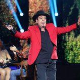 Juan Muñoz es El Barrio en la octava gala de 'Tu cara me suena'