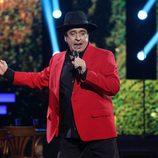 """Juan Muñoz interpreta """"Pa' Madrid"""" en la 8ª gala de 'Tu cara me suena'"""