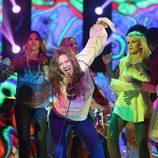 Yolanda Ramos es Janis Yoplin en la octava gala de 'Tu cara me suena'