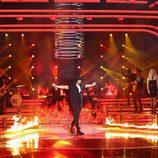 David Guapo es Enrique Iglesias en la octava gala de 'Tu cara me suena'