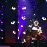 Beatriz Luengo es Barbra Streisand en la octava gala de 'Tu cara me suena'