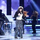 """Blas Cantó interpreta """"Believe"""" en la 8ª gala de 'Tu cara me suena'"""