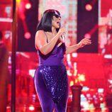 Rosa López es Donna Summer en la octava gala de 'Tu cara me suena'