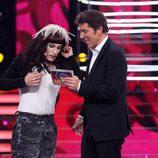 Blas Cantó se convierte en el ganador de la octava gala de 'Tu cara me suena'