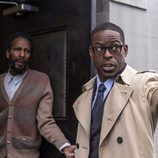 Randall y William en 'This is us'