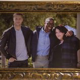 Kevin, Randall y Kate en 'This is us'