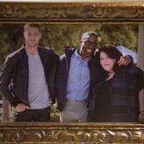 Kevin, Randall y Kate en 'This is us'
