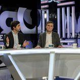 Ana Pastor, presentadora de 'El Objetivo', debate sobre las pensiones