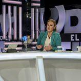 Ana Pastor junto a Carolina España y Nacho Álvarez en 'El Objetivo'
