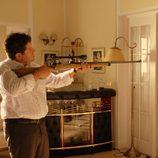 Pedro Casablanc y Will Shepard en 'Mar de Plástico'