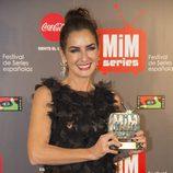 Belén López, mejor actriz de drama en los Premios MiM 2016
