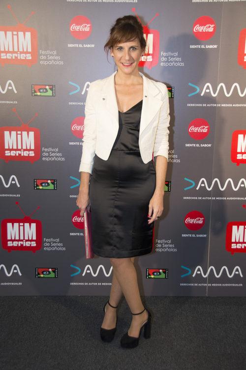 La actriz Malena Alterio posa en los Premios MiM 2016