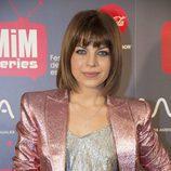 La actriz Thaïs Blume en los Premios MiM 2016.
