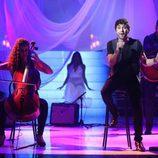 Canco Rodríguez imita a Antonio Orozco en la novena gala de 'Tu cara me suena'