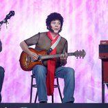 Juan Muñoz interpreta a Mungo Jerry en la novena gala de 'Tu cara me suena'
