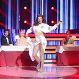 Natalia Millán es Rita Hayworth en la novena gala de 'Tu cara me suena'