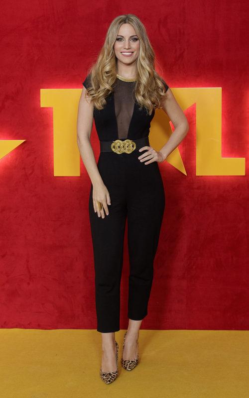Edurne, jurado de la segunda temporada de 'Got Talent España'