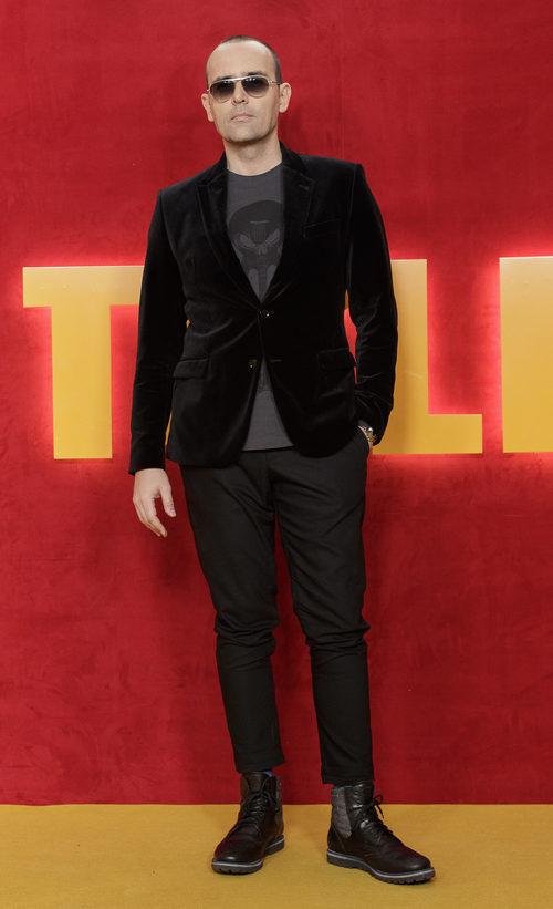 Risto Mejide, jurado de la segunda temporada de 'Got Talent España'