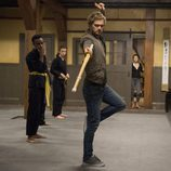 Finn Jones es Daniel Rand en 'Iron Fist', la nueva serie de Netflix