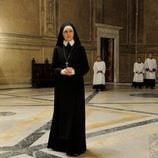 Diane Keaton es Sister Mary en 'The Young Pope'