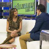 Amador visita el programa 'Sálvame' en 'La que se avecina'