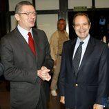Alberto Ruiz Gallardón y Luis Fernández