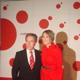 Iñaki Gabilondo y Silvia Intxaurrondo
