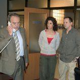 'El comisario' Gerardo Castilla al teléfono