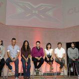 Presentación de 'Factor X'