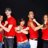 Concursantes mayores de 25 años de 'Factor X'