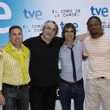 TVE presenta 'El coro de la cárcel'