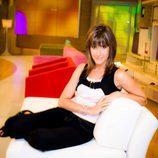 Sandra Daviú es la presentadora de 'El diario' de Antena 3.