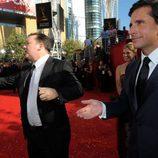 Steve Carell y Ricky Gervais