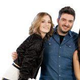 Los presentadores del programa 'KissMussik'