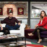Marta Ferrer, Xavi Rodríguez y María Lama presentan 'KissMussik'
