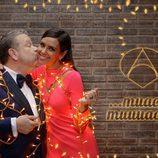Alberto Chicote y Cristina Pedroche darán las Campanadas desde la Plaza de Sol para Antena 3