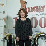María José Goyanes en el photocall de los 1000 capítulos de 'Amar es para siempre'