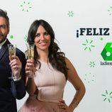 Frank Blanco e Irene Junquera presentan las Campanadas que despedirán el 2016 en LaSexta