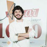 Javier Pereira en el photocall de los 1000 capítulos de 'Amar es para siempre'