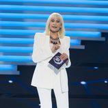 Raffaella Carrà presenta la gala del 60 aniversario de TVE