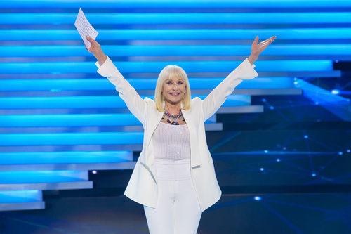 La presentadora de la gala del 60 aniversario de TVE es Raffaella Carrà