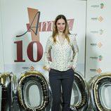 Katia Klein en el evento que celebra los 1000 capítulos de 'Amar es para siempre'