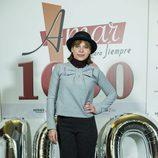 Thais Blume posa en el acto de celebración de los 1000 capítulos de 'Amar es para siempre'