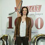 Ana Torrent en el evento que conmemora los 1000 capítulos de 'Amar es para siempre'
