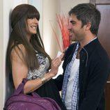 Alba y Teodoro hablan en el último capítulo de la novena temporada de 'La que se avecina'