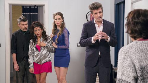 Jesús Olmedo vuelve a actuar en el último capítulo de la novena temporada de 'La que se avecina'